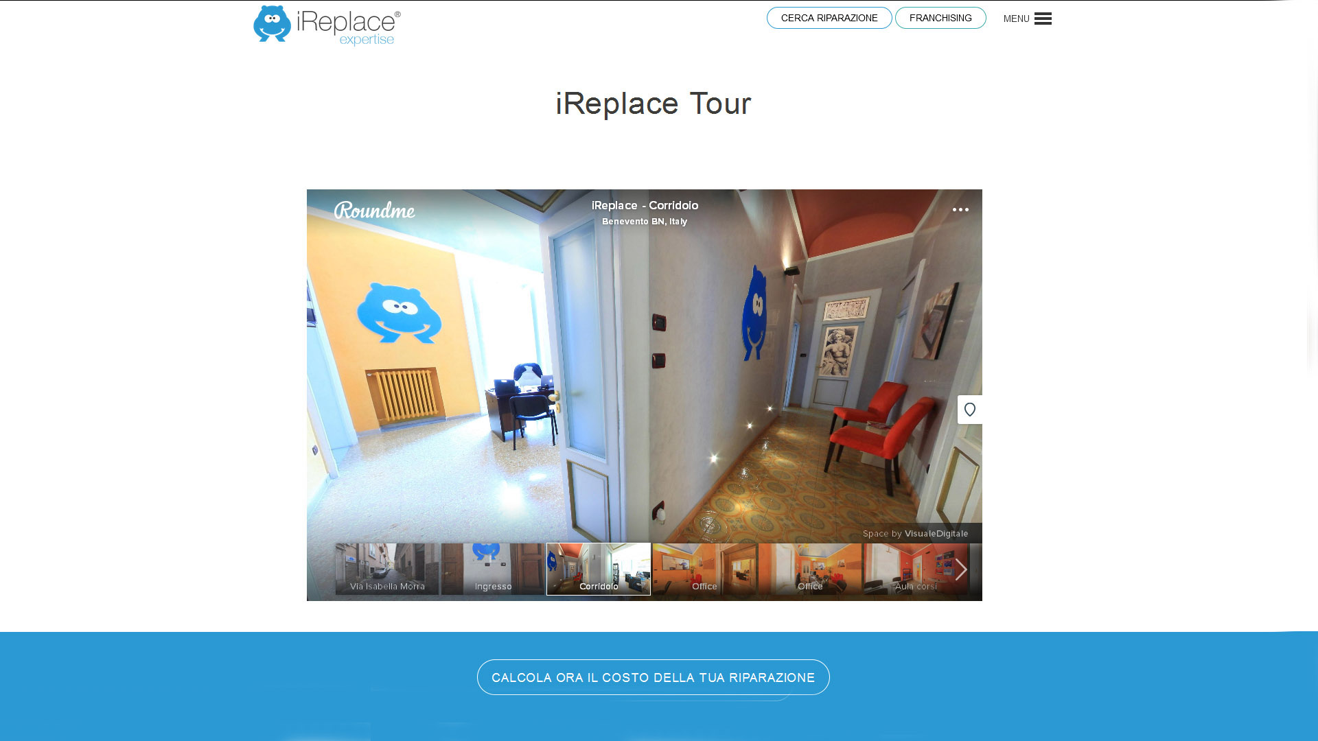 iReplace headquarters, il virtual tour