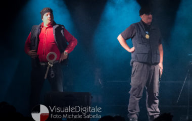 Massimo Borrelli e Peppe Laurato, Due x Duo, Benevento