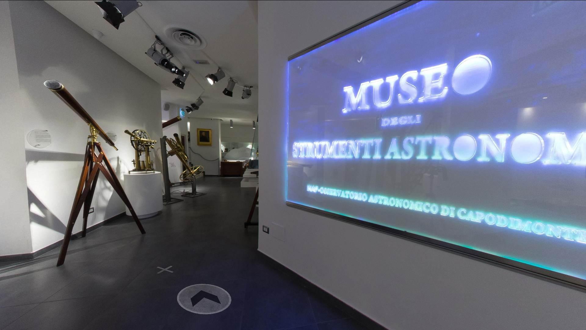 La realtà virtuale entra a Capodimonte