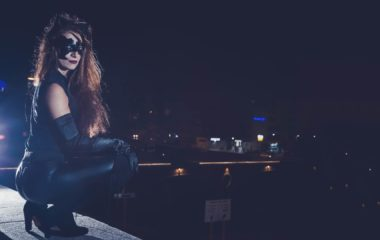 CatWoman a Benevento, model Federica Mercurio ph Michele Sabella