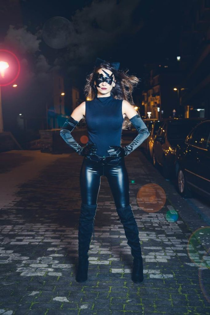 Catwoman a Benevento Model @feehxx ph @michele.sabella www.visualedigitale.com (3)