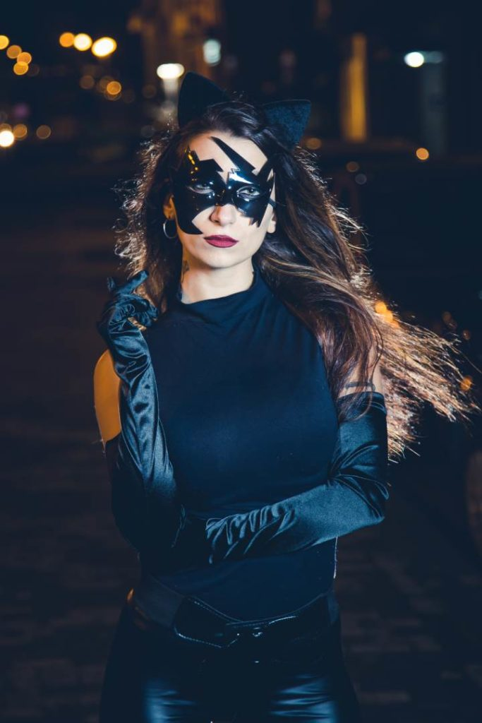 Catwoman a Benevento Model @feehxx ph @michele.sabella www.visualedigitale.com (5)
