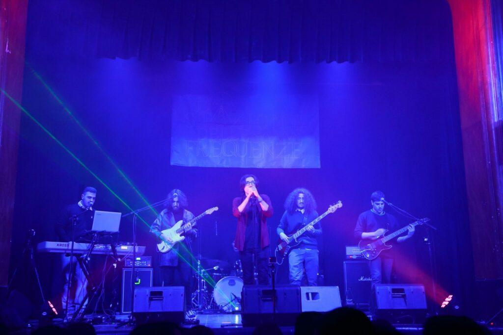 Benevento al Concerto del Primo Maggio con La Stazione Delle Frequenze band