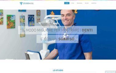 Angolodivisuale Webagency Benevento Dentista Studio APOS Dott Sapio versione desktop