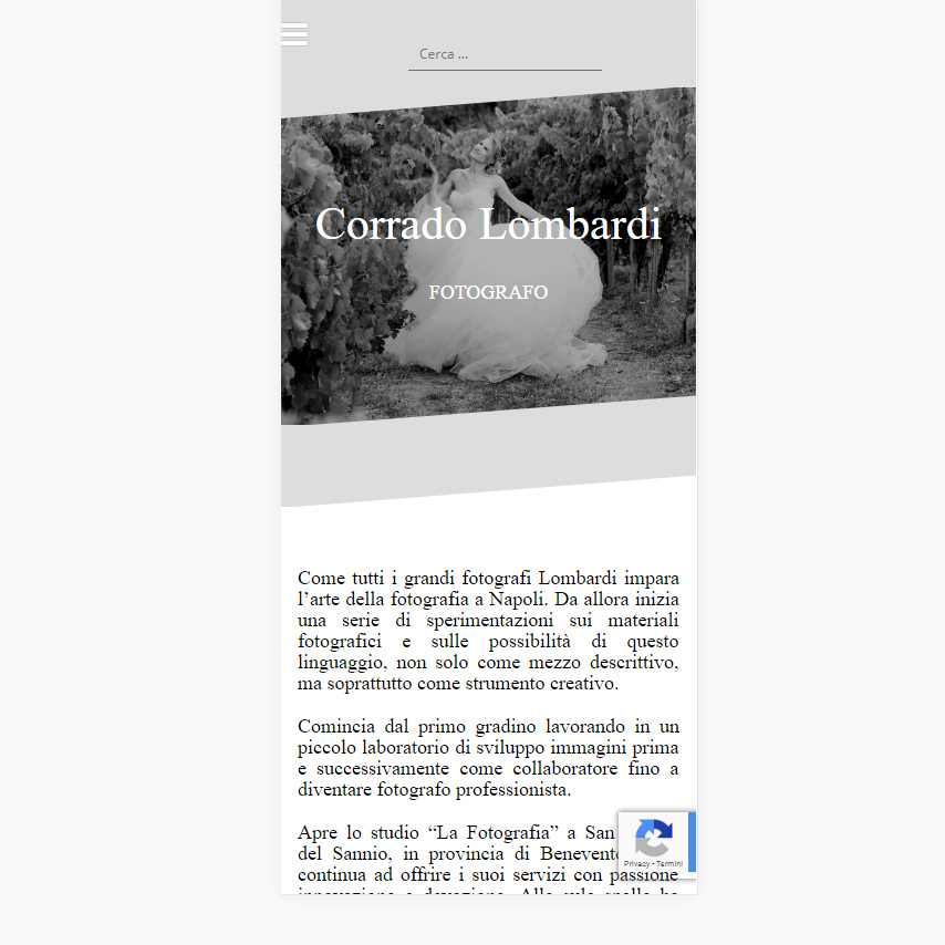 Visualedigitale Webagency Benevento Fotografo Cerimonialista Corrado Lombardi versione mobile (13)