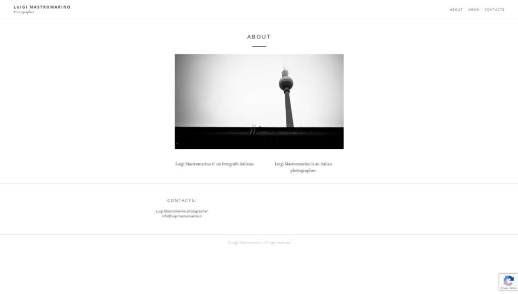Visualedigitale Webagency Benevento Luigi Mastromarino Fotografo versione desktop (8)