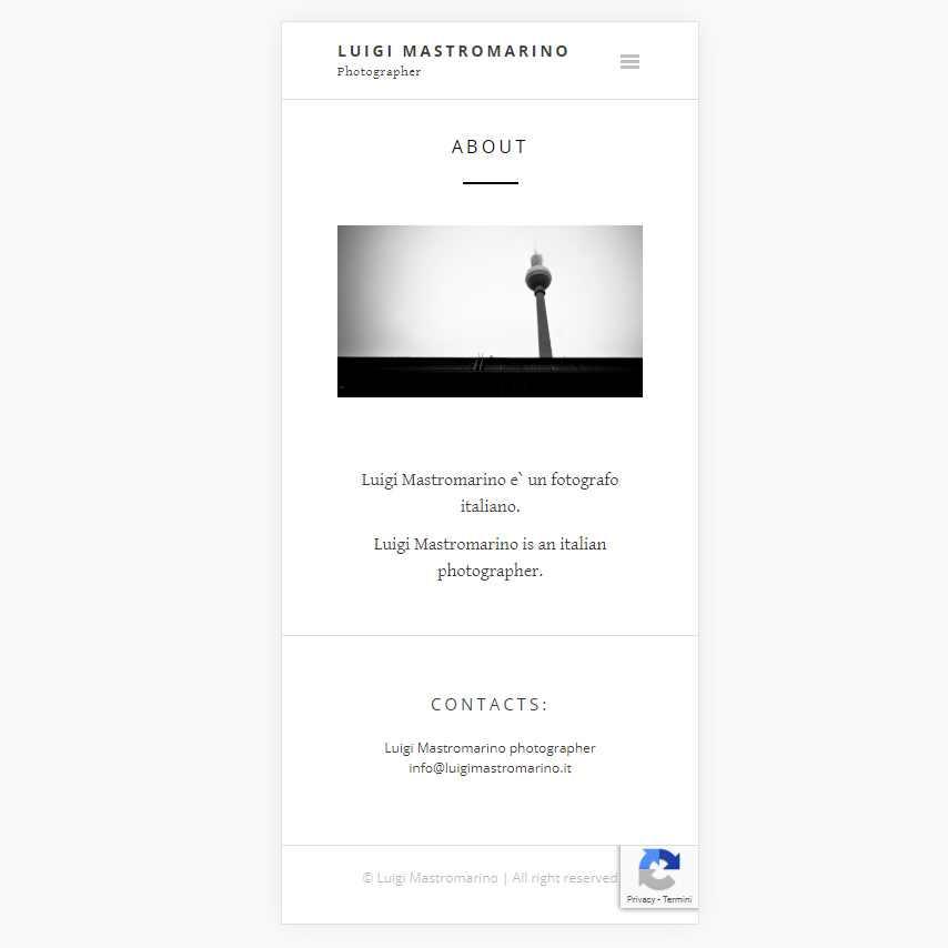 Visualedigitale Webagency Benevento Luigi Mastromarino Fotografo versione mobile (8)