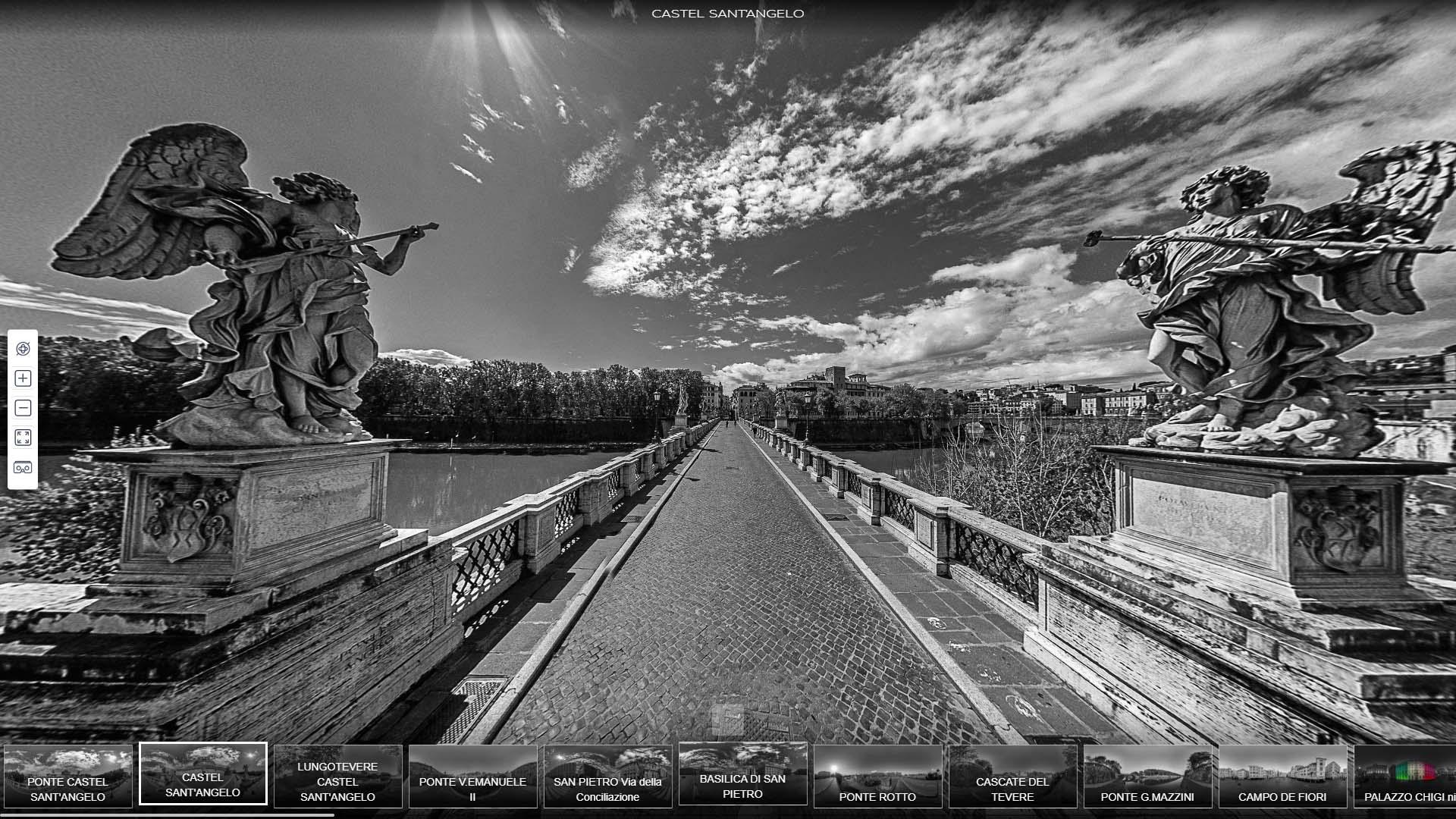 Roma Lockdown Fotografo Gianluca Lo Grasso gianlucalograsso you360 angolodivisuale screen 2