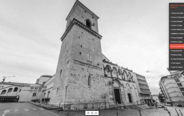 Tour virtuale di Benevento ai tempi del Covid-19