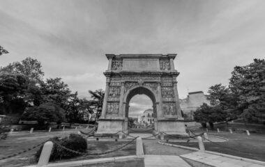 Michele Sabella Fotografo Benevento Arco di Traiano