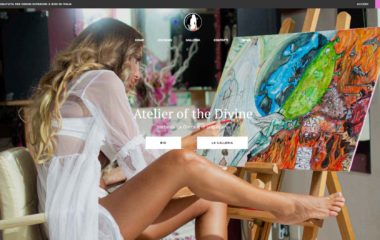 Ecommerce quadri: atelier of the divine